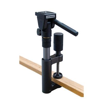 Spotting scope bench clamp