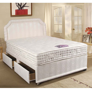 Pocket latex 1200 divan bed bed mattress sale for Definition divan