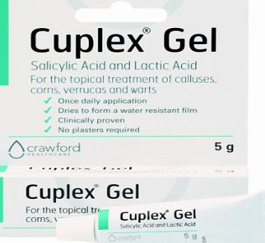 Cuplex Gel 5g Treatment Gel