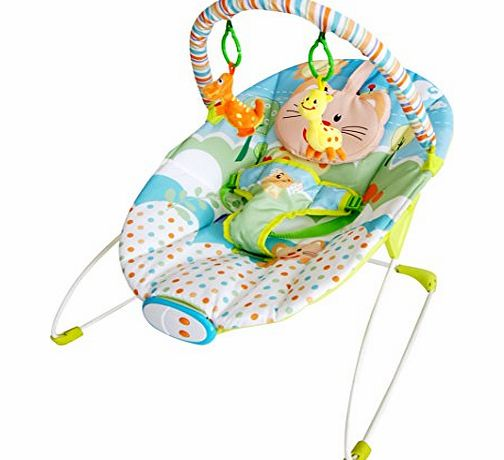 Cute Baby - Lovely Dear - Vibrating amp; Musical Bouncer