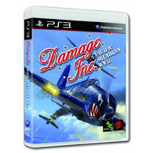 Damage Inc., Pacific Squadron WWII (PS3)
