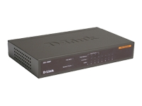 DES 1008P 8-Port Desktop Switch with 4 PoE Ports