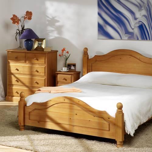 Pine Bedroom Furniture: Dakota Pine Bedroom Furniture Furniture Store