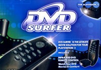 DVD Surfer Remote PS2