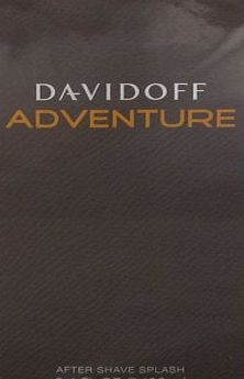 Davidoff Adventure Aftershave Lotion 100 ml