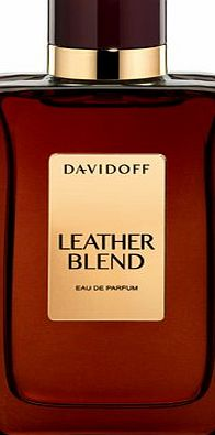 Davidoff Leather Blend Eau de Parfum Spray for Men 100 ml