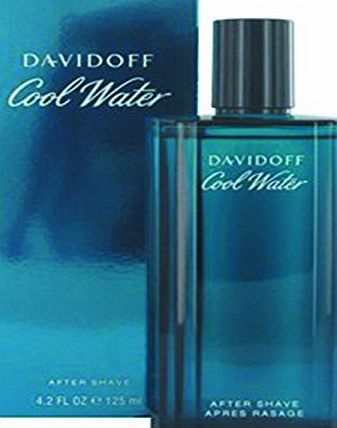 Davidoff New Davidoff Cool Water 125ml Aftershave