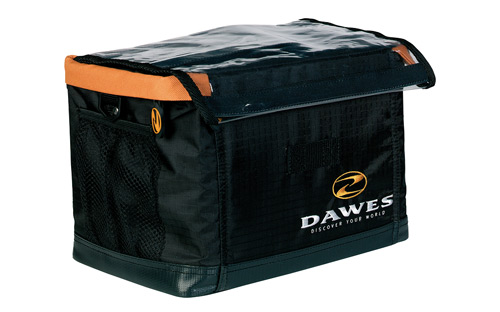 10.5 Litre Handlebar Bag with Quick Release and Rain Cover