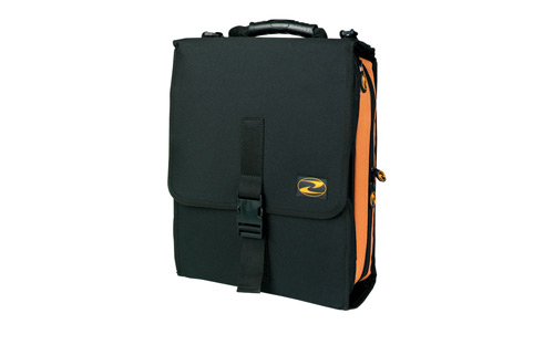 Document/Computer Bag with Multiple Carrying Options