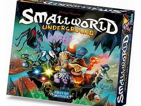 Small World Underground Board Game