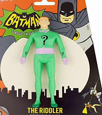 DC Comics Action Figures - DC Comics - Batman The Riddler Classic TV Series New dc-3926