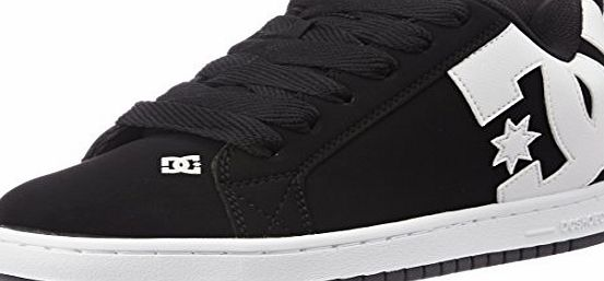 DC Shoes Court Graffik, Mens Low-Top Sneakers, Black (Black - 001), 9 UK (43 EU)