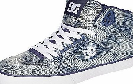 DC Spartan High WC TX SE Indigo Shoe (UK10)