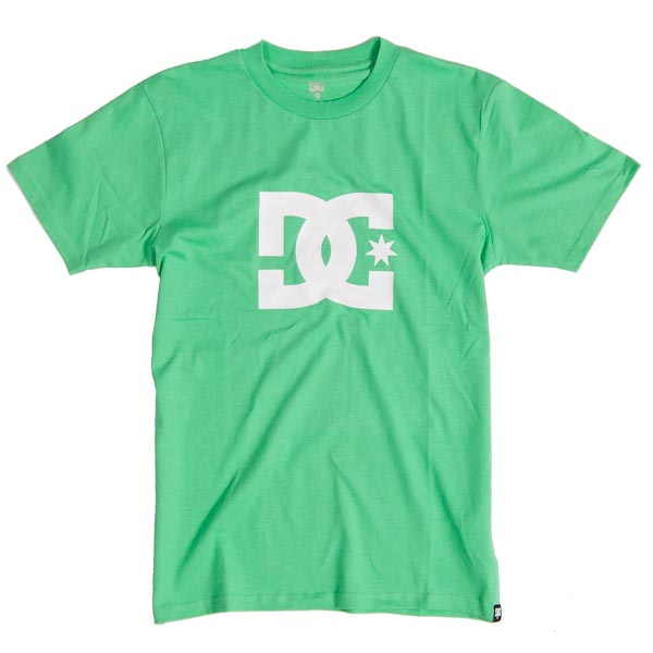 Dc t shirt star green d051200063 review compare for Dc t shirts online