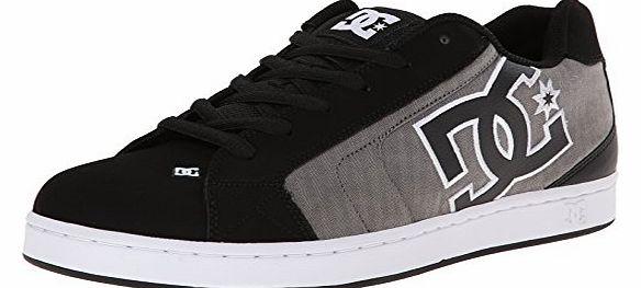 Black Pinstripe Hurley Shoes