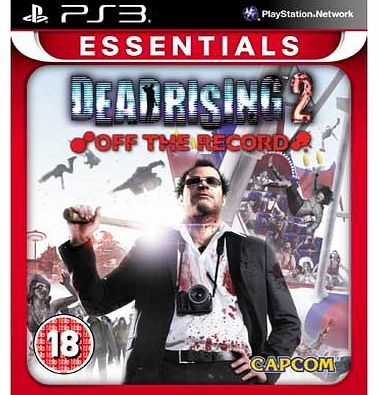 2 Off the Record Essentials - PS3 Game