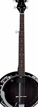 Dean Guitars BW2E Backwood Electric Banjo - Gloss Natural