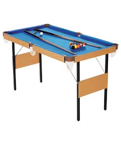 4ft Boston Pool Table