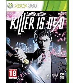 Killer is Dead Limited Edition on Xbox 360