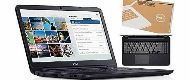 Brand new Dell Inspiron 3531 Laptop 2.16GHZ Dual core 15.6`` screen 4GB Ram 500GB Hard Disk Windows 8.1 Wireless WEBCAM, No DVD Drive