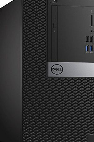 Dell  OptiPlex 3040 3.3GHz G4400 Mini Tower Black - PCs/workstations (G4400, Mini Tower, 64-bit, HDD, 5 - 35 °C, 20 - 80)