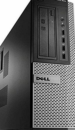 Dell OptiPlex 990 DT Quad Core i5-2400 8GB 1000GB DVDRW Windows 10 64-Bit Desktop PC Computer (Certified Refurbished)