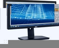 U2413 24 LED IPS 1920x1200 HDMI Monitor