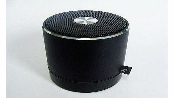 Bluetooth Portable Mini Speaker + MP3 Player for Panasonic Mobile Phone