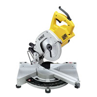 Dw701 210mm Compound Mitre Saw 240v