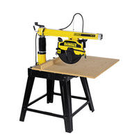 Dw721K Radial Arm Saw 300mm 2000W 240v