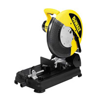 Dw872 Metalica Dry Cutting Metal Chopsaw 110v