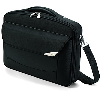 VisionCompact Laptop Bag Black 15 Inch