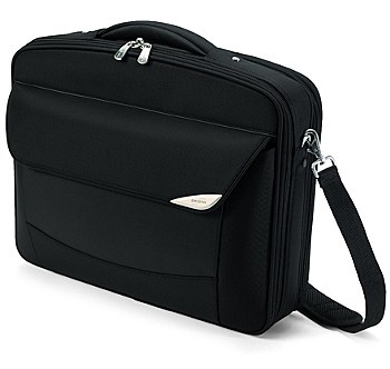 VisionPlus Laptop Bag Black 15 Inch