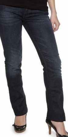 Diesel Slim Leg Jeans LIV Wash 008FC, Color: Dark blue, Size: 26/34