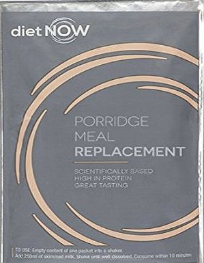 Diet Now Meal Replacement Breakfast Porridge (10 pack) (Original)