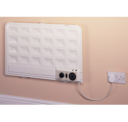 Dimplex electric wall heaters