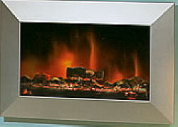 Dimplex SP420 0.4kW 96.4cm Optiflame Wall Mouted