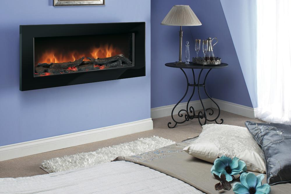 Dimplex SP6 0.3kW 120cm Wall Mounted Electric Fire