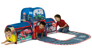 Cars 2 Feature Combo Tent