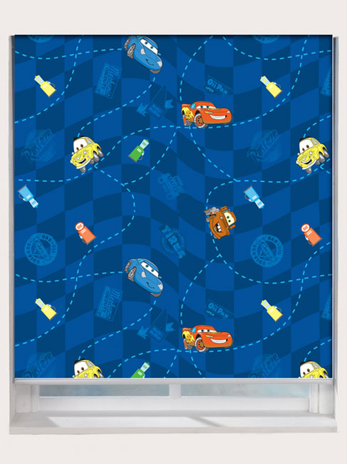 Disney Cars Blackout Roller Blind And39Rustezeand39 Design Review Compare Prices Buy Online