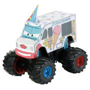 Cars Monster Truck - only one supplied