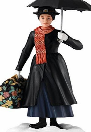 Disney Enchanting Collection Enchanting Disney Collection Mary Poppins Figurine, Multi-Colour