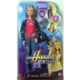 Hannah Montana Fashion Doll With Dancing Feature Mechanism