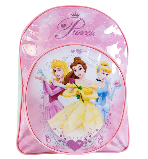 Heart Of A Princess Backpack