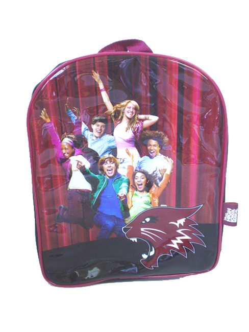High School Musical Backpack Rucksack Bag