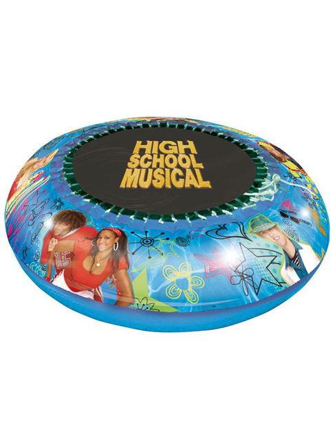 Disney High School Musical High School Musical Trampoline and Paddling Pool