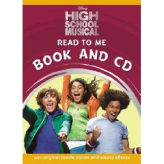 High School Musical Read to Me Book And CD
