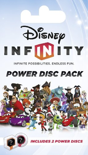 Infinity Power Disc Pack - Wave 2 (Xbox 360/PS3/Nintendo Wii/Wii U/3DS), Assorted