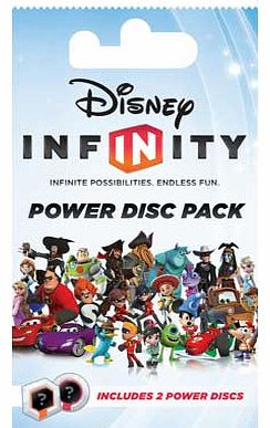 Infinity Series 2 Power Disc Coins