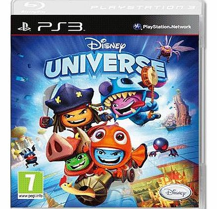 Disney Universe on PS3